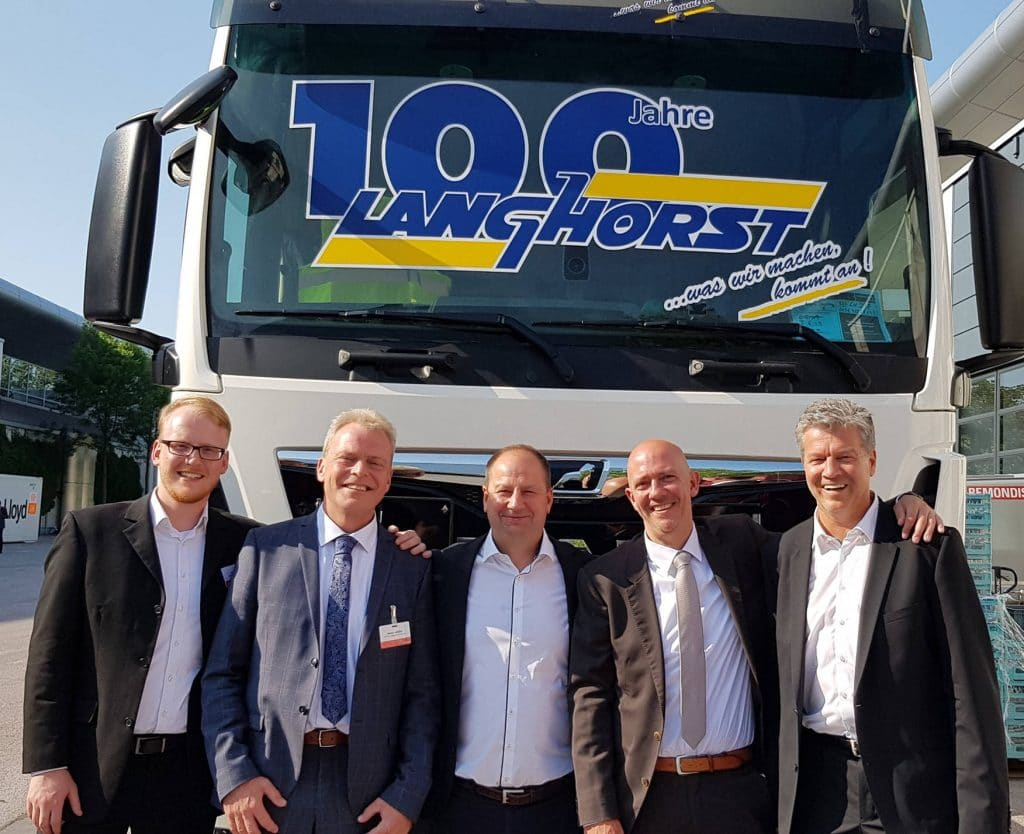 Transport Logstics 2019